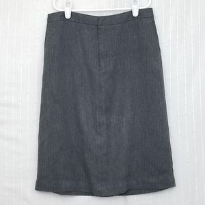 GAP Lined Pencil Skirt with Pockets